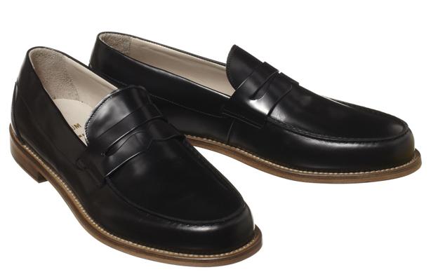 Shoe Porn: Ben Sherman Brent Formal Shoe - Leather Loafer Slip-on by Ben Sherman