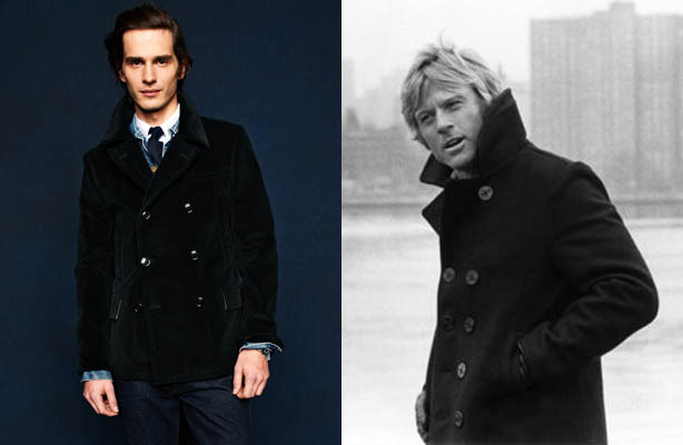 Best Pea Coat Men