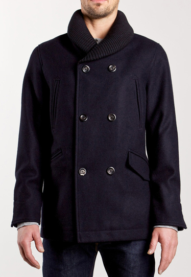 Peacoat Shopping Guide - The Best Peacoats for Men 2012