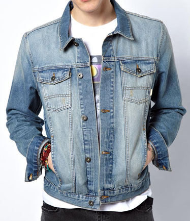 Cool Denim Jackets Men - JacketIn
