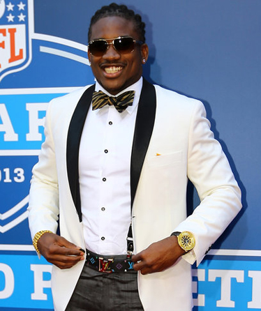 Best Dressed at 2013 NFL Draft - Best and Worst Dressed at 2013 Draft