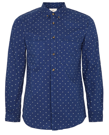 Printed Shirts Spring 2013 - Best Shirt Trends for Men