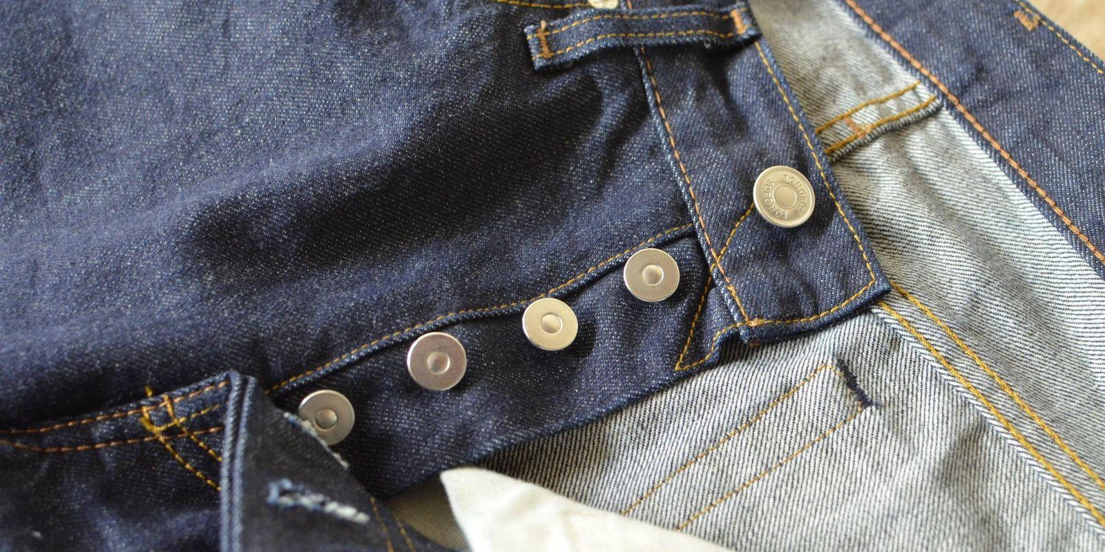 Button Fly Denim - Best Jeans for Men