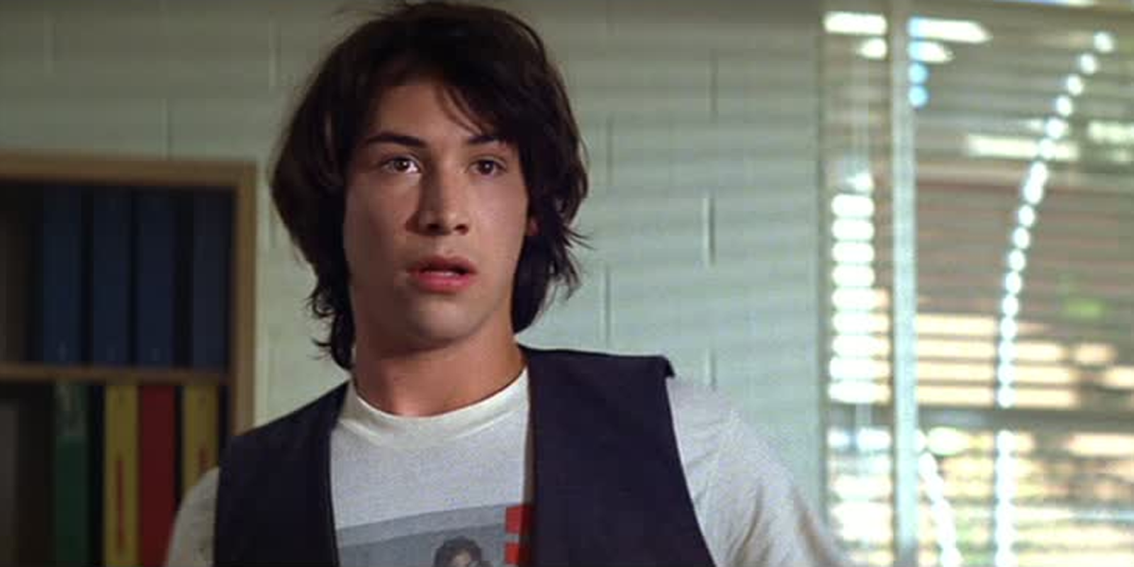 Keanu Reeves Channels ...