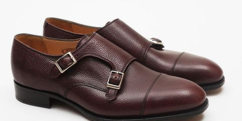 hardy amies double monk strap shoes   best shoes for men
