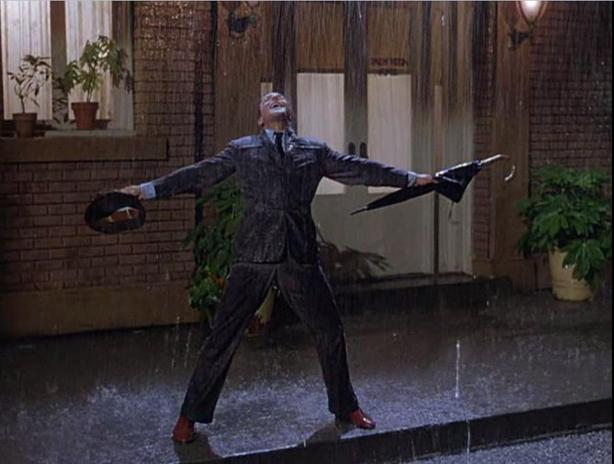 Singing In The Rain Fashion Mens