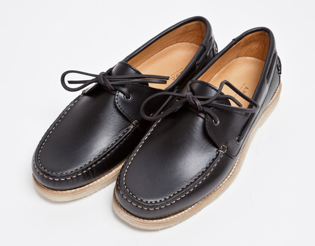A.P.C. Boat Shoes - Best Shoes for Men