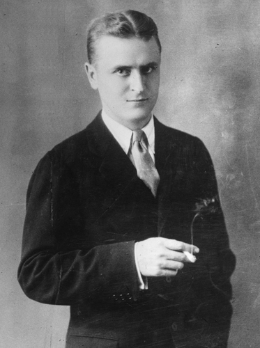 "While champagne may seem like the obvious drink of choice for this jazz-age novelist, both F. Scott Fitzgerald and his wife Zelda had a penchant for gin rickeys. Invented by a ""gentleman gambler"" and Democratic lobbyist Colonel Joe Rickey at a D.C. bar called Shoemaker's in 1883, the rickey combines gin, lime juice, and club soda for an especially refreshing summer cocktail. Rumor has it Fitzgerald preferred gin because it was difficult for others to smell it on his breath, though one could imagine that after a couple of them the aromatics hardly mattered."