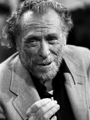 Bukowski was known to drink a lot (read basically anything by him) so it's difficult to say what his favorite drink was, though many have positied the boilermaker, which combines a shot of whiskey and a beer. The beer may be served as either a chaser or a mixer, but regardless of your method the end result is the same.