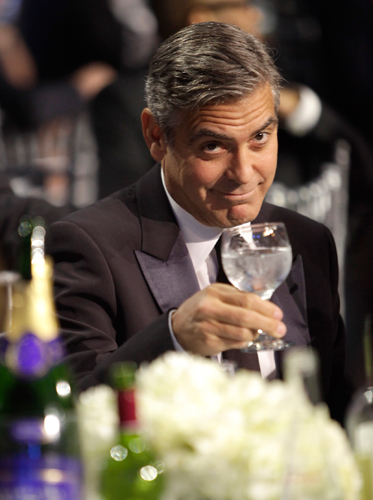 Clooney loves tequila. In fact, he loves it so much he recently partnered up with his longtime friend and Cabo neighbor, restauranteur Rande Gerber, to launch a tequila brand Casamigos, now available in blanco and reposado varieties. Their signature 80-hour fermentation process, double the industry standard, is meant to create a highly sippable tequila that can be enjoyed straight: no lime, no salt.