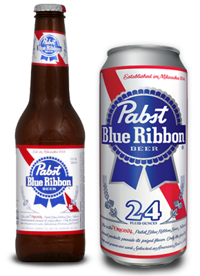 Pabst Blue Ribbion