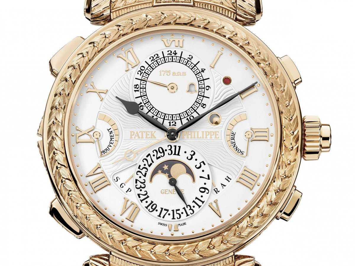 Patek Philippe Made the Most Complicated Watch Ever to ...