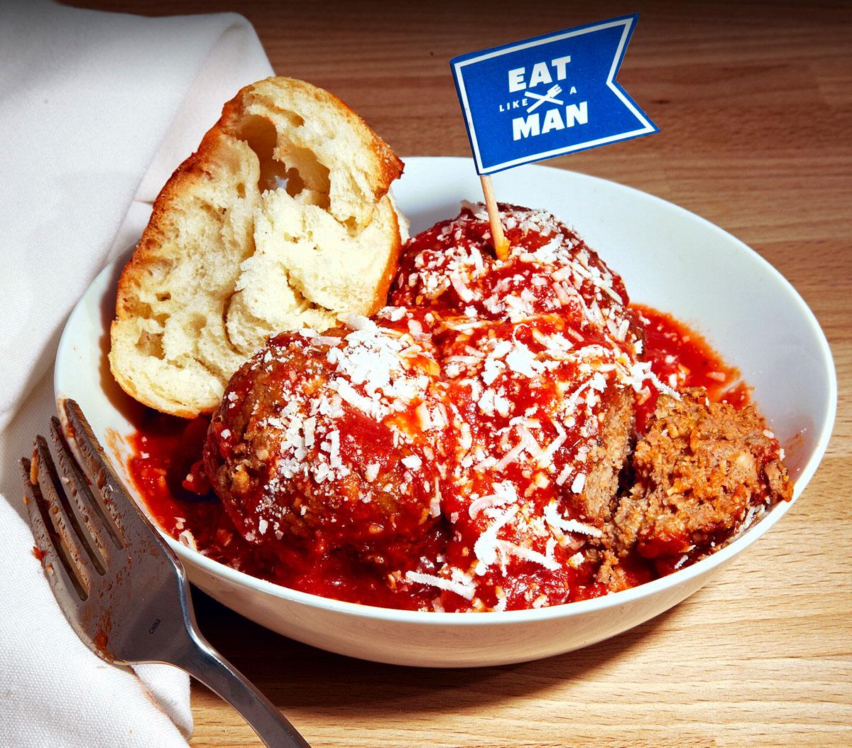 Ultimate Meatball Recipe By Chef Shane Solomon