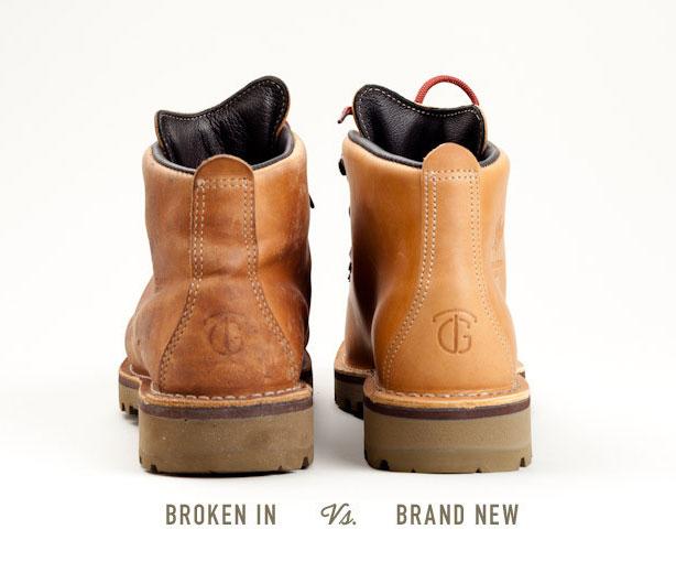 Danner x Tanner Goods Mountain Light McKenzie Boots - Best ...