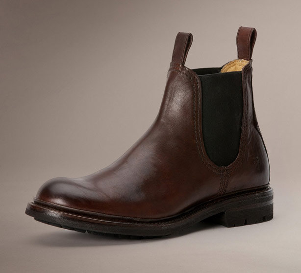 Frye Chelsea Boots - Best Shoes for Men