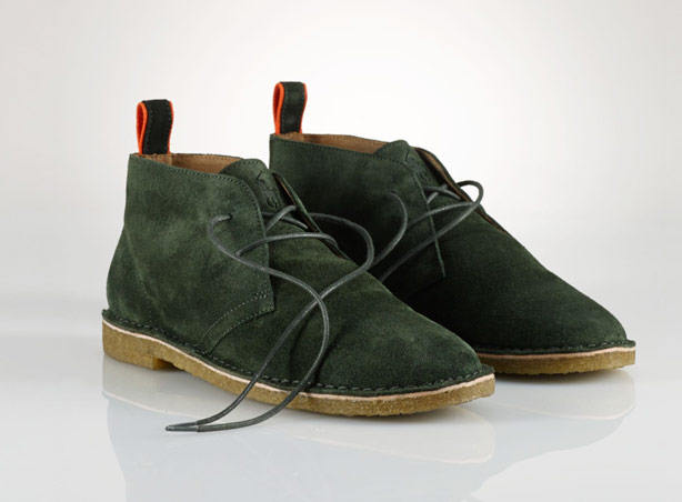Polo Ralph Lauren Chukka Boots - Best Shoes for Men