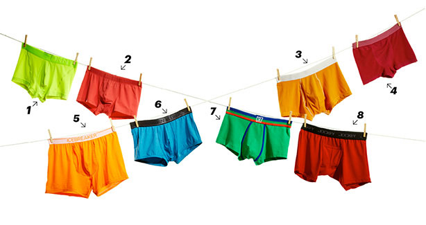 Colorful Underwear - Best Underwear for Men 2014