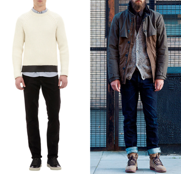 Black Jeans Are the New Selvedge Denim - Best Jeans 2014