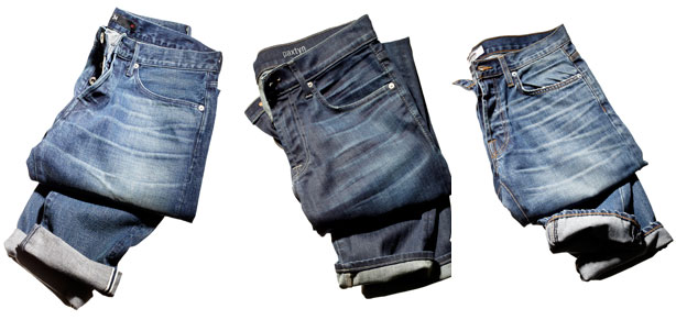 Denim Guide - Best Jeans for Men 2014