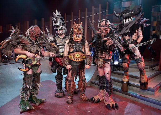 Resultado de imagen para gwar band costumes