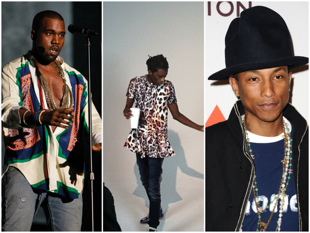 Male Rappers Wearing Dresses Pics For > Rapper C...