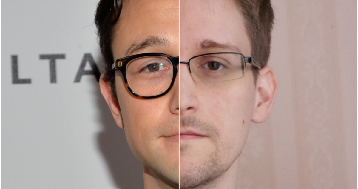 Joseph gordon levitt will play edward snowden in oliver for Joseph e joseph italia