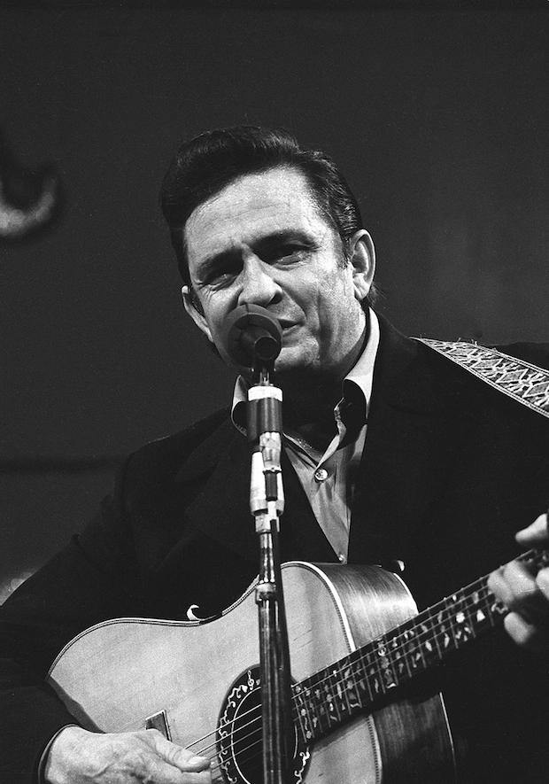 Johnny Cash San Quentin A Boy Named Sue