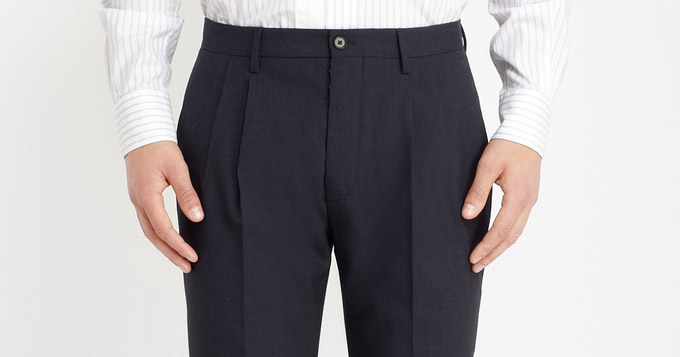 Ask Nick: Are Pleated Pants Ever OK to Wear?