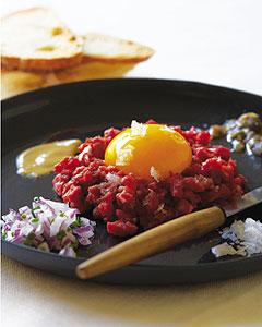 Steak Tartare Recipe - NYT Cooking |Steak Tartare Recipe