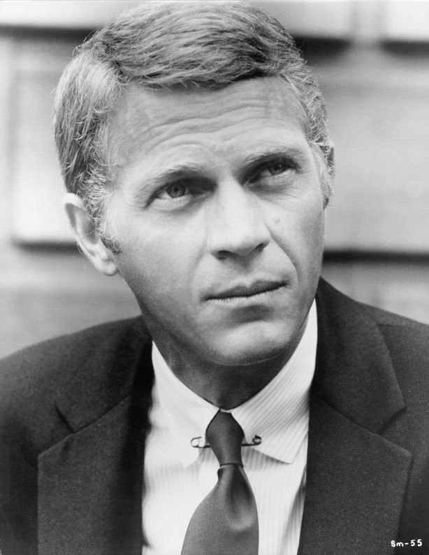steve mcqueen tie pin steve mcqueen classic style. Black Bedroom Furniture Sets. Home Design Ideas