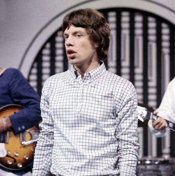 Mick Jagger Popover