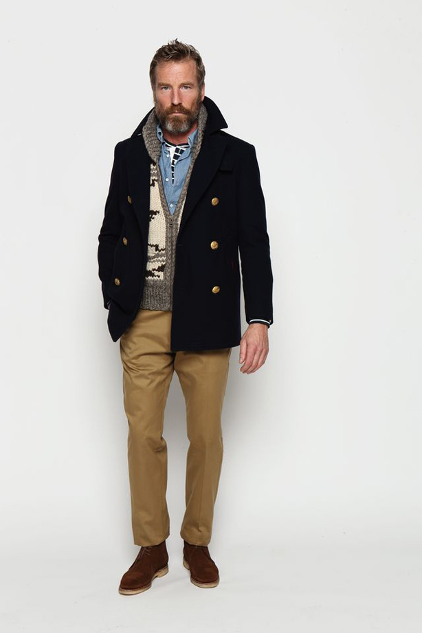 Ovadia sons fall winter 2013 look book best fall Fashion style for 30 year old man