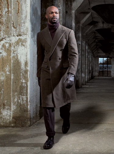 Mens Winter Coats - Mens Outerwear 2013