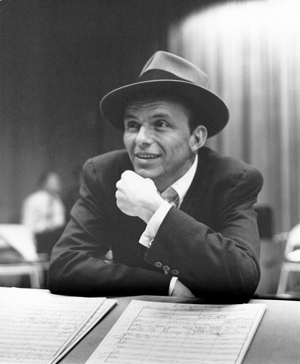 Coolest Hat Ever >> One Icon, One Detail: Frank Sinatra's Hat - Classic Men's ...