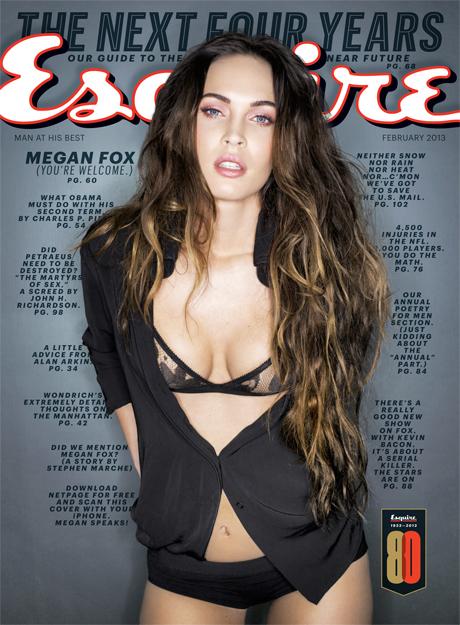 Hollywood - Magazine cover