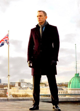 Wear James Bond Daniel Suit | Skyfall James Bond Suit |James Bond Suit Skyfall