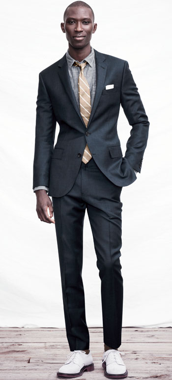 Job Interview Suit 2011 - Best Interview Suit for Men