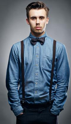 Men Wearing Bow Ties - Bowties for Men