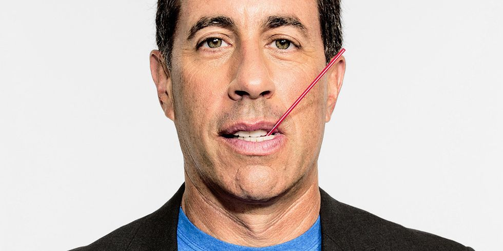 jerry seinfeld laugh