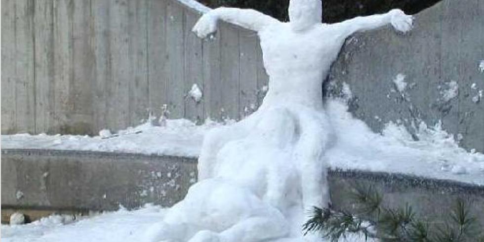 funny snow storm wallpaper - photo #30