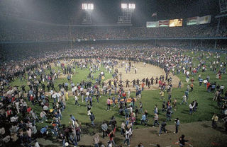 Worst Party Ever How Bad Was The Lakers Riot