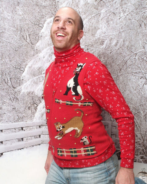 38 Ugly Christmas Sweaters - Tacky Holiday Party Sweater Ideas