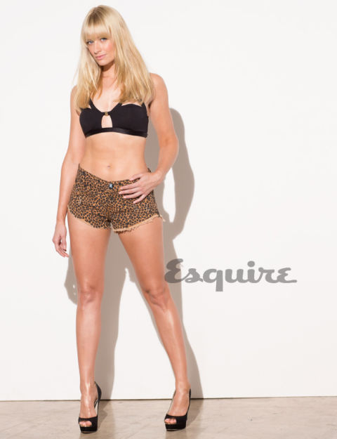 Beth Behrs esquire
