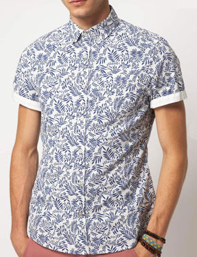 Patterned Shirts for Men - New Printed Shirts for Men
