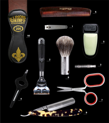 Grooming Tools For Men Master Grooming Tools