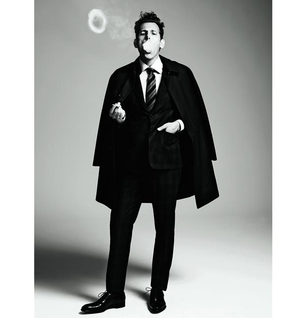 The Dark Suit Rises - Best Dark Suits for Men Fall 2013