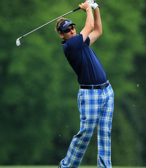 Masters 2011 Winner Master 39 s 2011 Golf Outfits