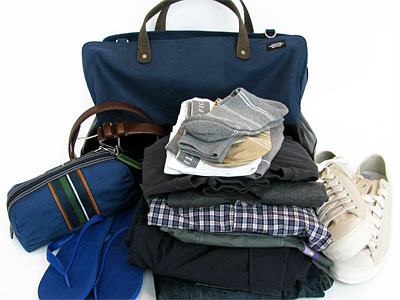 Vacation Packing List - Beach Vacation Clothes for Men