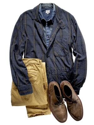 Spring Jackets Mens - JacketIn