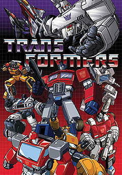 Tranformers movie cartoon